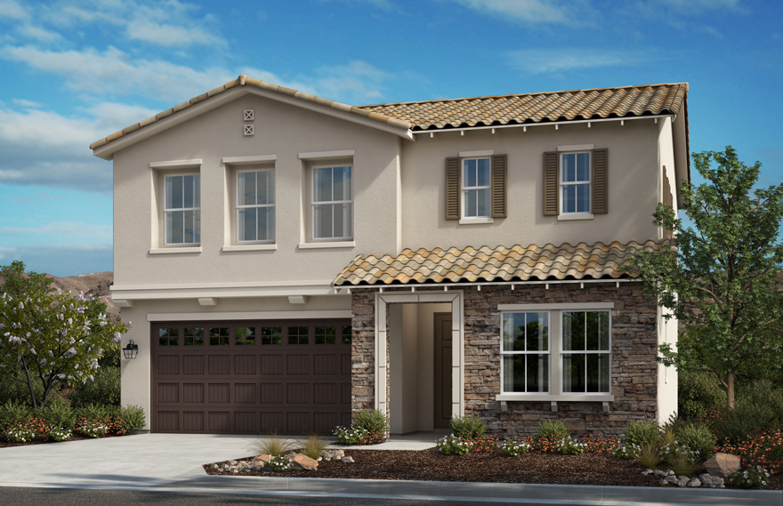 Caraway by KB Home – Residence One Tuscan (Preliminary Rendering)