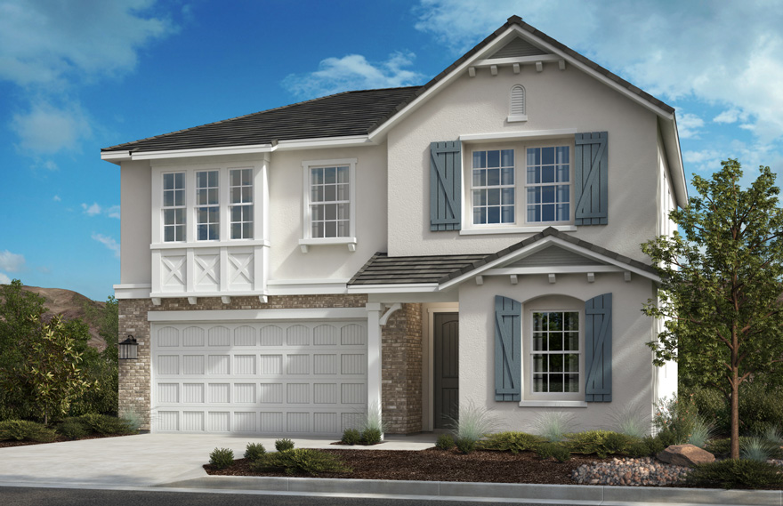 Caraway by KB Home – Residence One European (Preliminary Rendering)