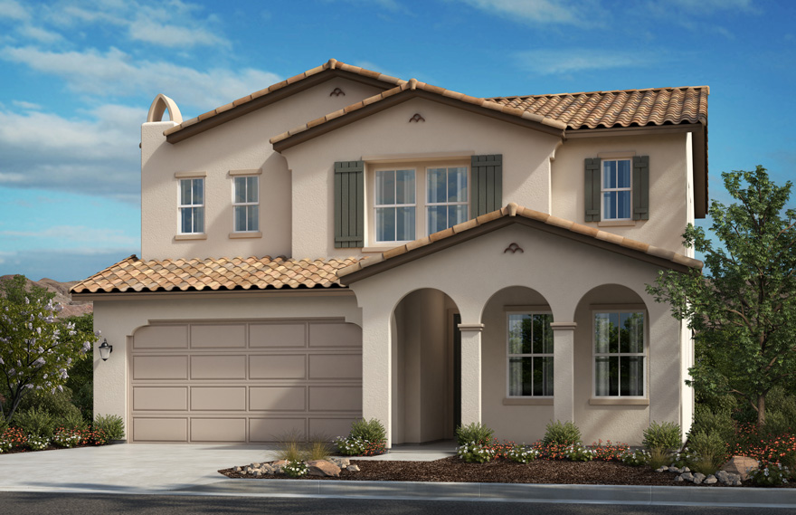 Caraway by KB Home – Residence Two Spanish (Preliminary Rendering)