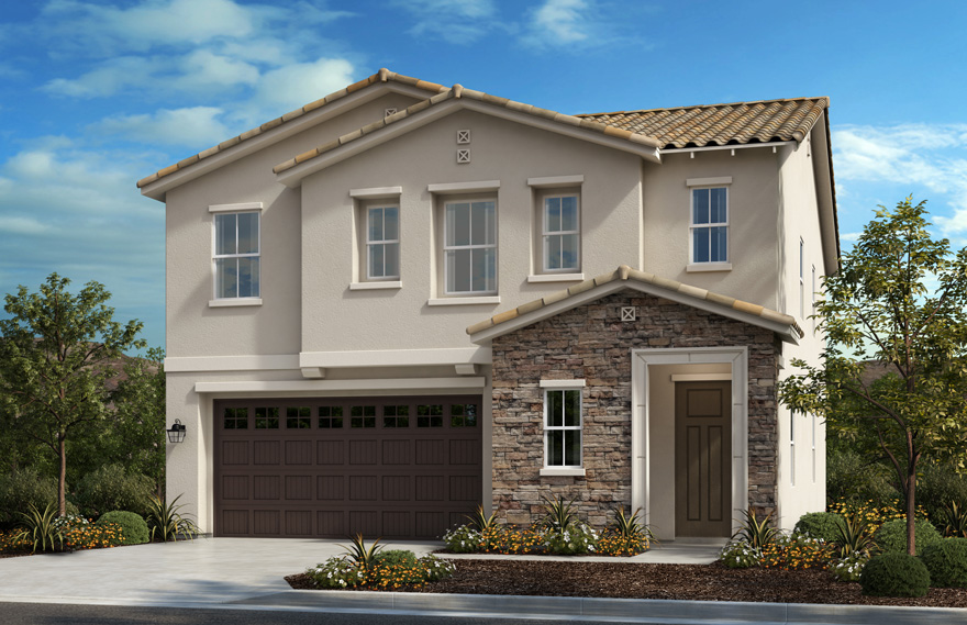 Caraway by KB Home – Residence Three Tuscan (Preliminary Rendering)
