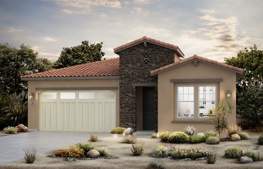 Ardena by Del Webb – Brownstone (Preliminary Rendering)