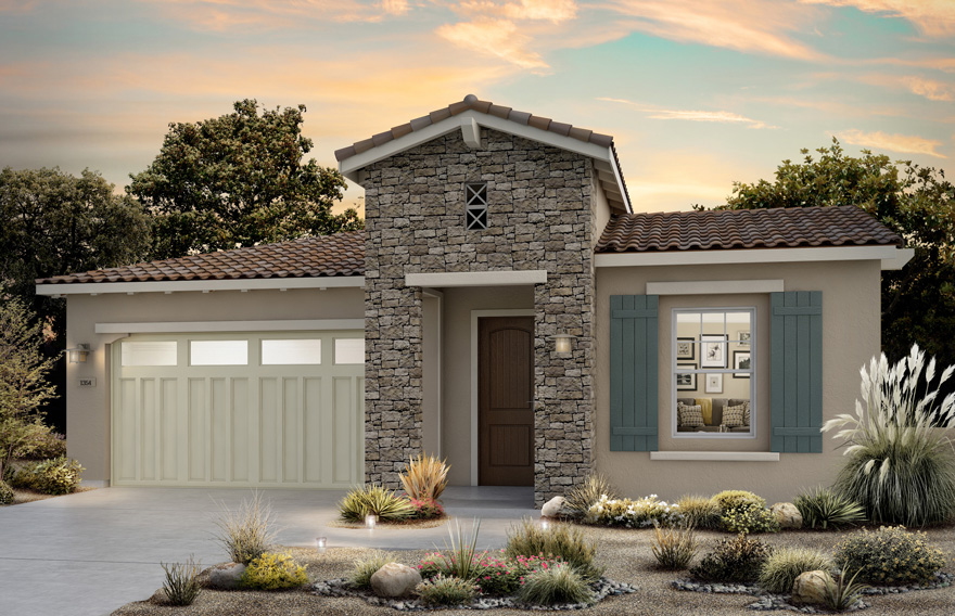 Ardena by Del Webb – Silver Creek (Preliminary Rendering)