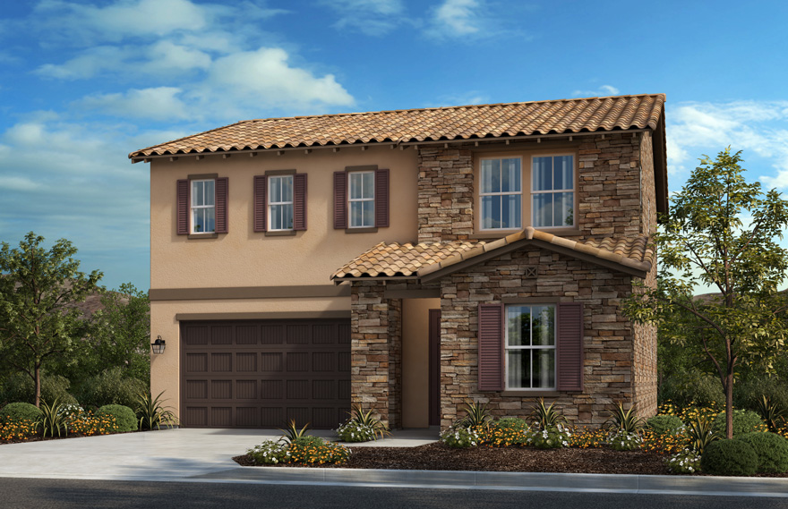 Sorrel by KB Home – Residence One Tuscan (Preliminary Rendering)