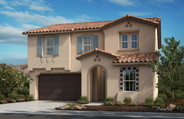 Sorrel by KB Home – Residence Two Spanish (Preliminary Rendering)