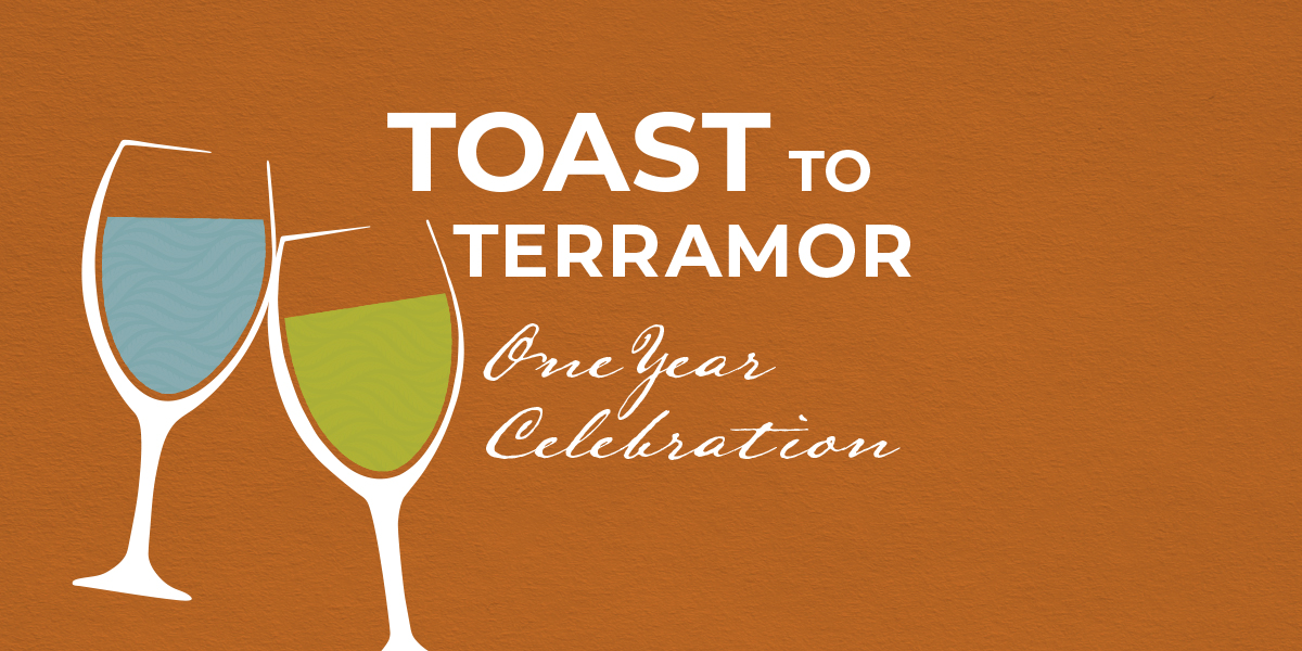 Toast to Terramor
