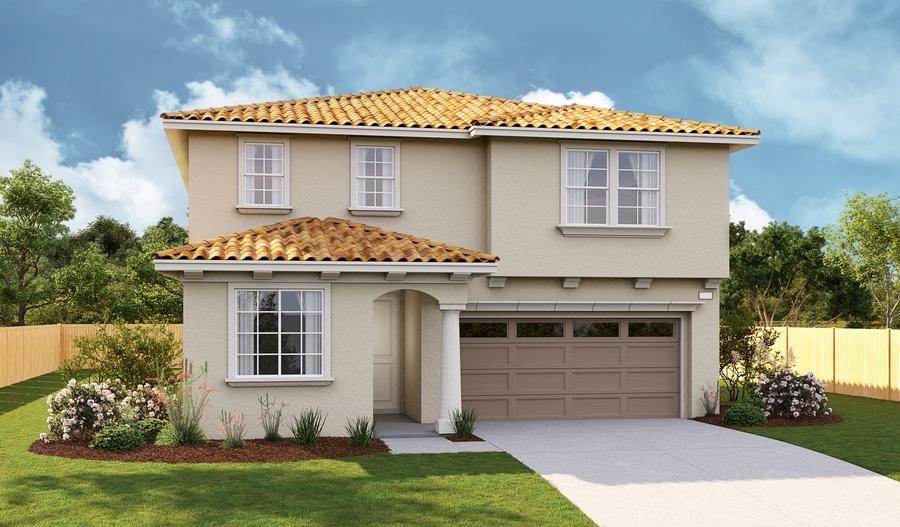 Moonstone Villa rendering
