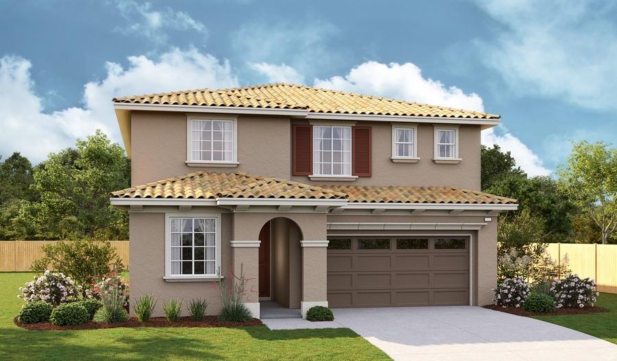 Pearl Villa rendering